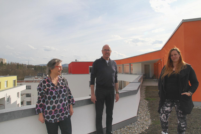 Die Genossenschaft Oekogeno zeigt, wie das Wohnen der Zukunft aussehen könnte.