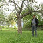 Obstbauer Georg Stöckl: Es geht auch ohne Gift